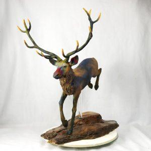 leaping deer1